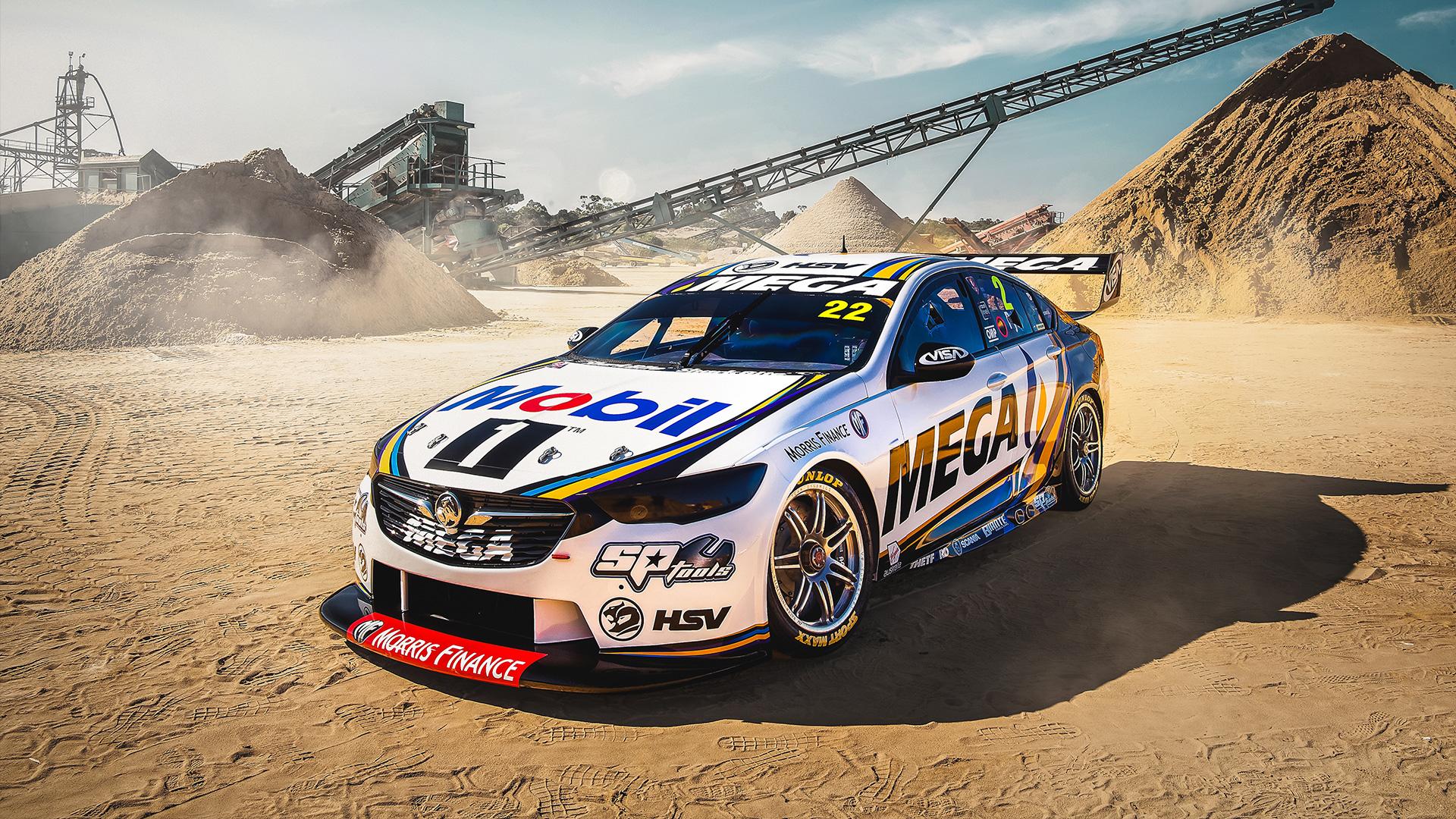 Mobil1 MEGA Supercar Racing Team